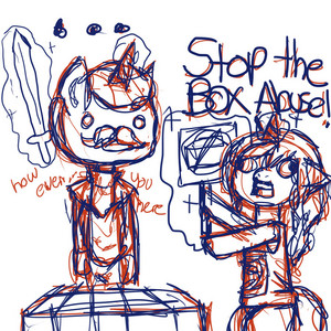stop the box abuse