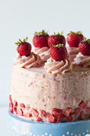 イチゴ Cake