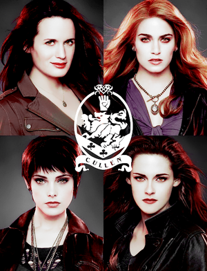 the Cullen women