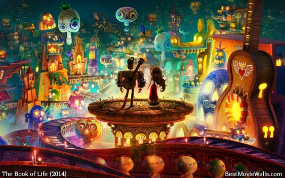The Book Of Life Images The Book Of Life 01 Bestmoviewalls