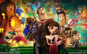 the book of life 07 bestmoviewalls 의해 bestmoviewalls d8hft91