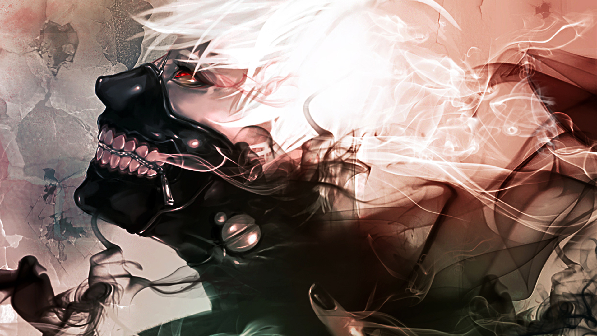 Hd wallpaper tokyo ghoul - Tokyo Ghoul Otakus Images Tokyo Ghoul Kaneki Ken Mask Hd 1920x1080 Hd Wallpaper And Background Photos