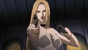trish anime devil may cry