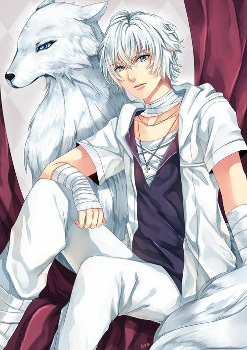 Pandaqueen Images Wolf Boy Wallpaper And Background Photos 38905671