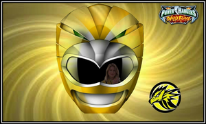 yellow wild force ranger