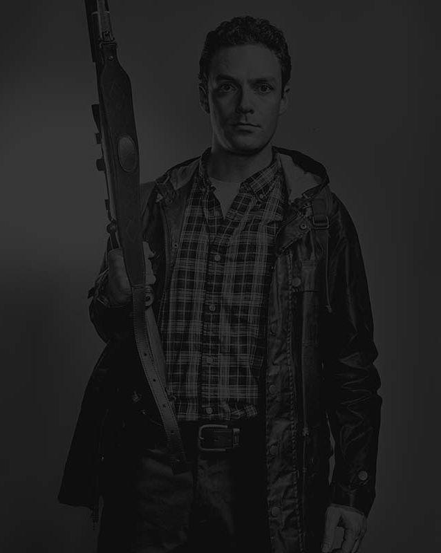 Season 6 Character Portrait #2 ~ Aaron