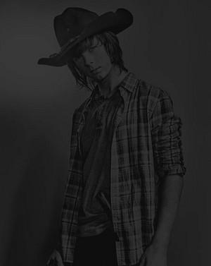 Season 6 Character Portrait #2 ~ Carl Grimes