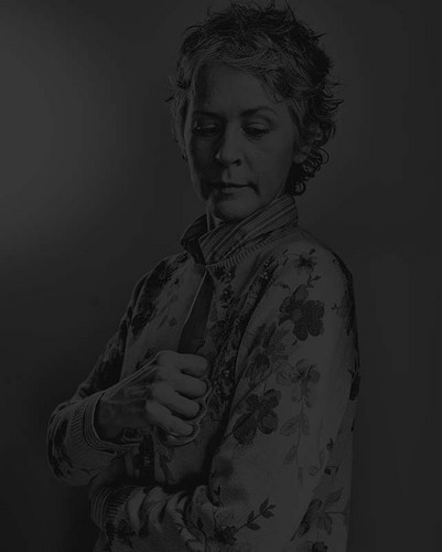 The Walking Dead wallpaper called Season 6 Character Portrait #2 ~ Carol Peletier
