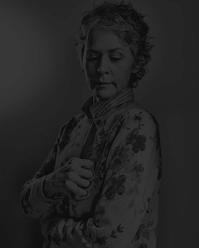 Season 6 Character Portrait #2 ~ Carol Peletier