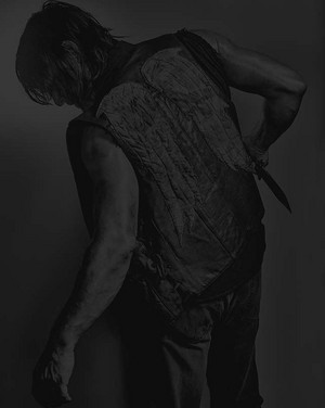 Season 6 Character Portrait #2 ~ Daryl Dixon
