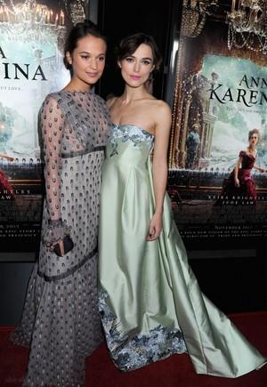 'Anna Karenina' Los Angeles Premiere