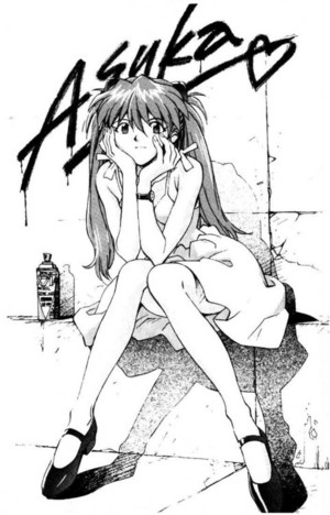 """""""Asuka Comes to Japan"""""""