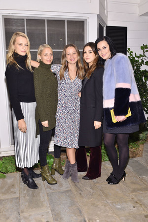 'Barneys New York XO Jennifer Meyer' private hapunan