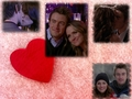 one-tree-hill -     Clay and Quinn wallpaper