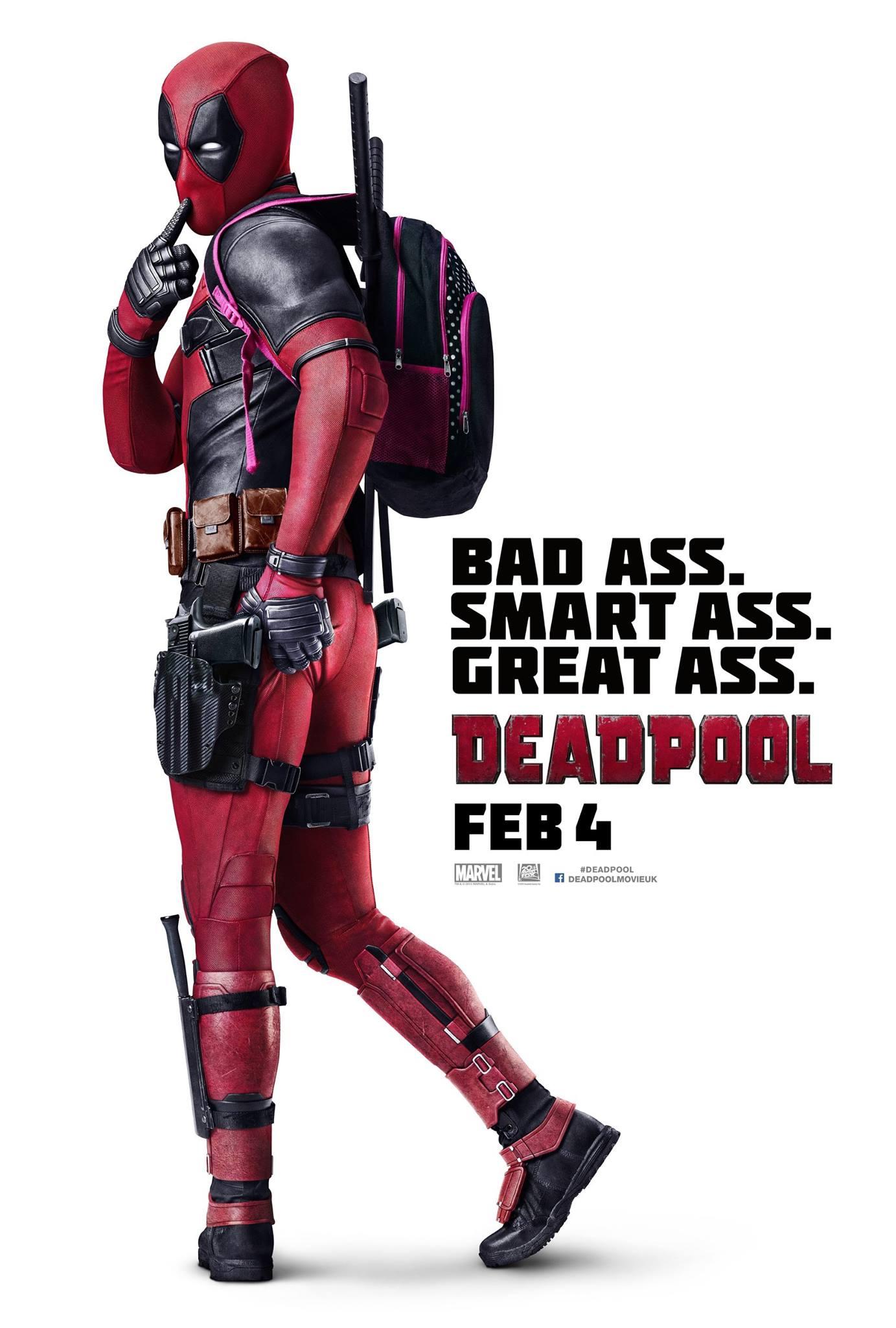 'Deadpool' International Poster