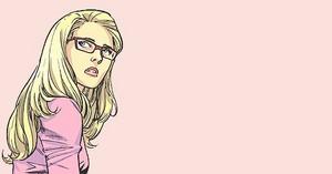 ✧ Felicity Smoak ✧