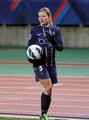 Laure Boulleau - soccer photo