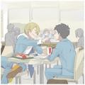 ~Mikado and Masaomi~ - durarara fan art
