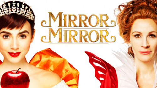 I Liebe Mirror Mirror Hintergrund possibly with a portrait titled MirrorMirror snow and Queen