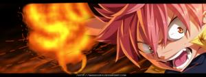 *Natsu : Blaze Dragon King Mode*