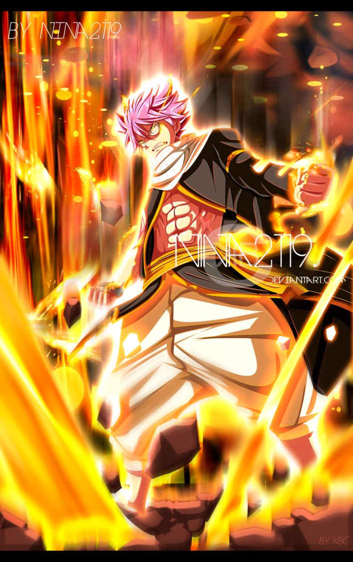 Fairy Tail Images Natsu Blaze Dragon King Mode HD Wallpaper And Background Photos