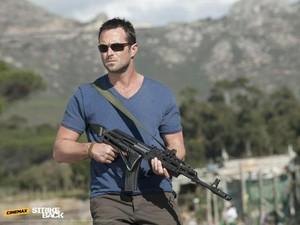 Sgt. Damien Scott