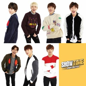 'Showtime' reveals individual posters of INFINITE members ahead of its premiere!