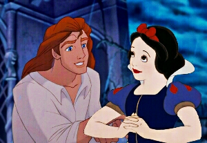 """Snow White. . It's Me"""
