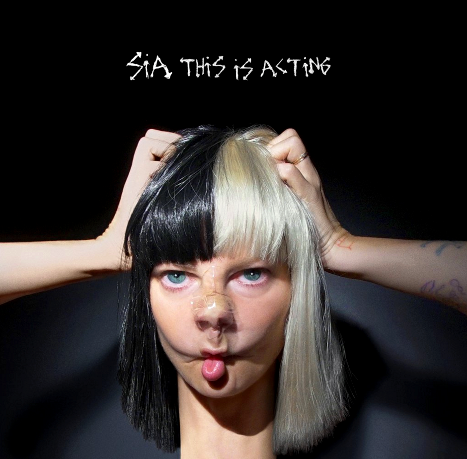 """""""THIS IS ACTING"""" COVER"""