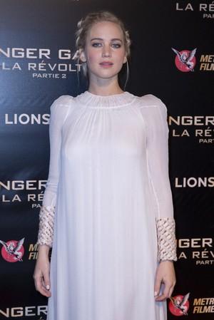 'The Hunger Games: Mockingjay - Part 2' Paris Premiere (November 9, 2015)