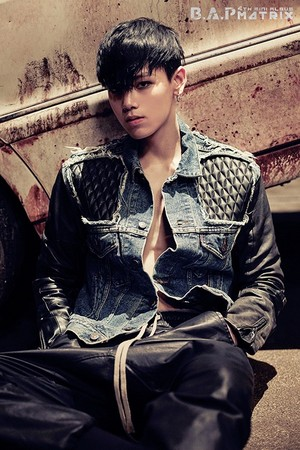 'The Return of the King' B.A.P's main individual photos ★Exclusive★