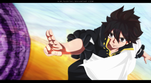 *Zeref's Death Beam*