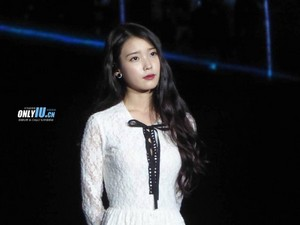 151108 iu at IandU in fan Meeting Shanghai konser