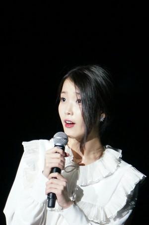 151108 IU at IandU in peminat Meeting Shanghai konsert