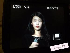 151108 李知恩 at IandU in 粉丝 Meeting Shanghai 音乐会