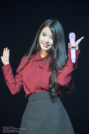 151115 IU Performance at Sudden Attack Mini peminat Meeting