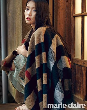 151118 IU for Marie Claire Korea for December 2015 Issue Magazine