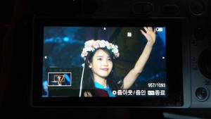 151122 IU [CHAT-SHIRE] konsiyerto at Seoul Olympic Hall