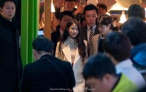 151128 IU Leaving Chamisul Mini-Concert at Busan
