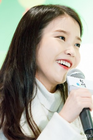 151128 IU at Chamisul Mini-Concert at Busan