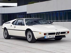 1978 宝马 M1