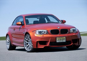 2011 BMW 1M berlina (US-Spec)
