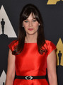 2015 Governors Awards in Hollywood - zooey-deschanel photo
