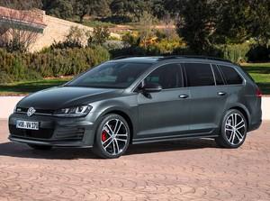 2015 VW Golf VII GTD Variant