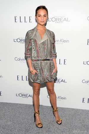 22nd Annual ELLE Women In Hollywood Awards (October 19, 2015)