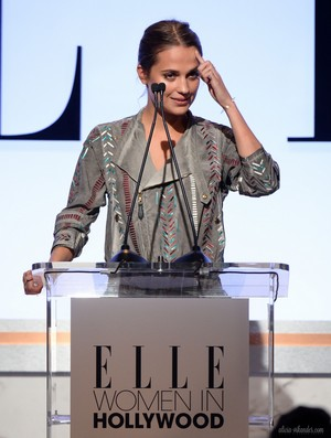 22nd Annual ELLE Women In Hollywood Awards - mostra (October 19, 2015)