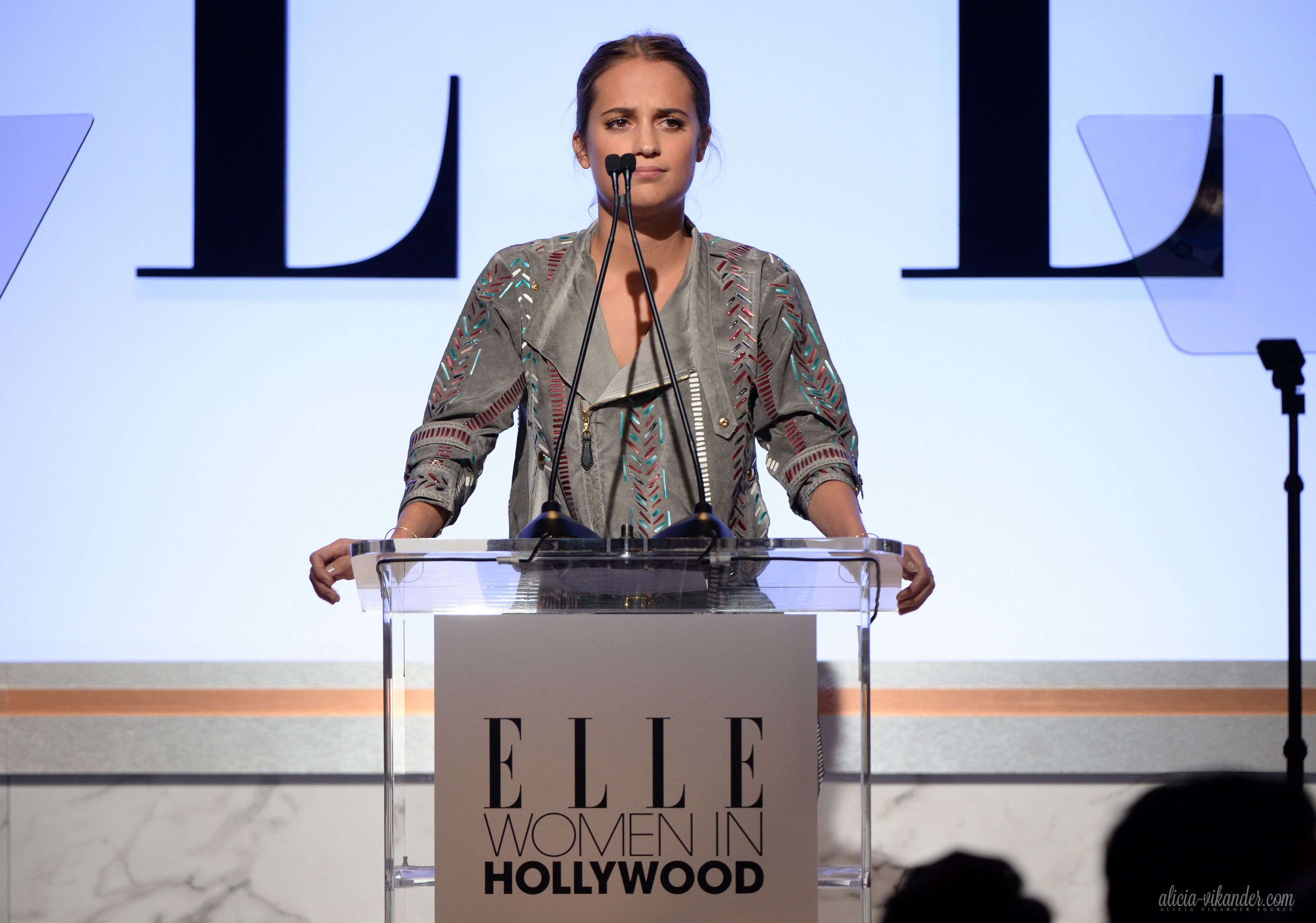 22nd Annual ELLE Women In Hollywood Awards - Show (October 19, 2015)