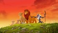 Tiifu, Kiara, Nala, Simba and Rafiki - the-lion-king photo