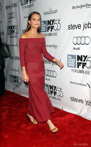 53rd New York Film Festival - 'Steve Jobs' Premiere