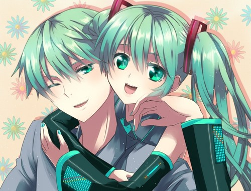Hatsune Miku Hintergrund containing Anime called 8019 252520 252520hatsune miku 252520Hatsune Mikuo 252520vocaloid